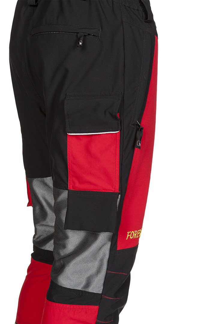 1SNW FOREST W-AIR - Chainsaw trousers, class 1 type A